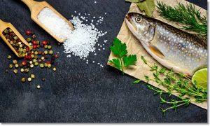 Trucha cocida en sal – wikipeces.net